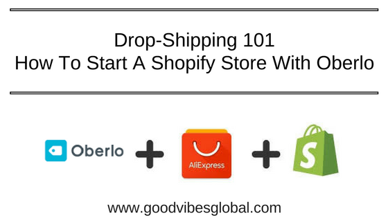 The Drop-Shipping Guide – How To Start A Shopify Store With